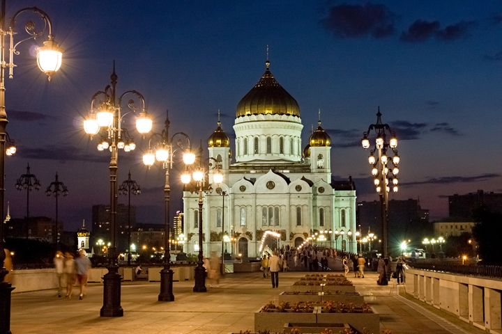 The Cathedral of Christ the Savior - Lery Solo