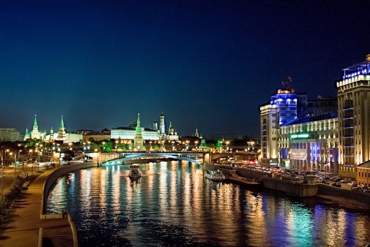 Night Moscow. - Lery Solo