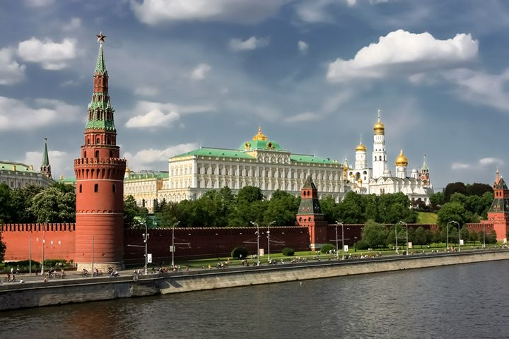 Panorama of Moscow Kremlin - Lery Solo