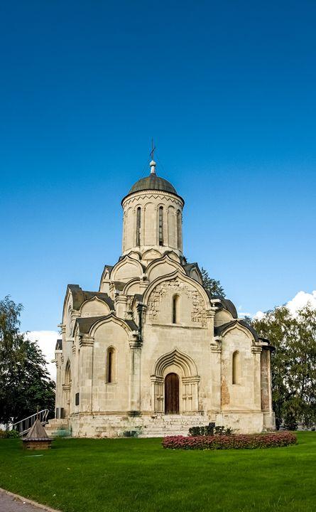 Spaso-Andronikov monastery. - Lery Solo