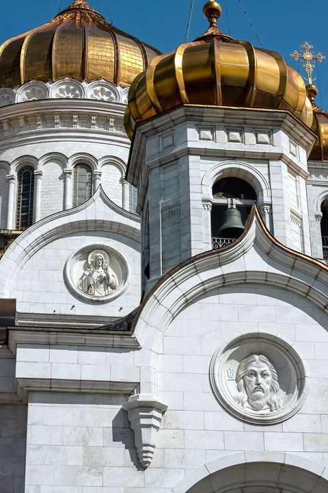 The Cathedral Of Christ The Savior. - Lery Solo