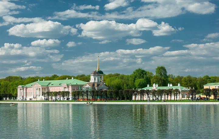 Museum-estate Kuskovo. - Lery Solo