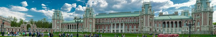 "Moscow. Museum-reserve ""Tsaritsyno"". - Lery Solo"