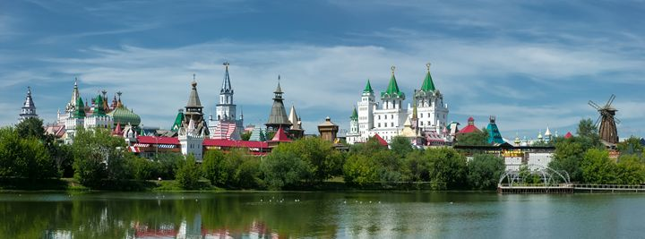 The Kremlin in Izmailovo. - Lery Solo