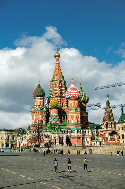 St. Basil's Cathedral - Lery Solo