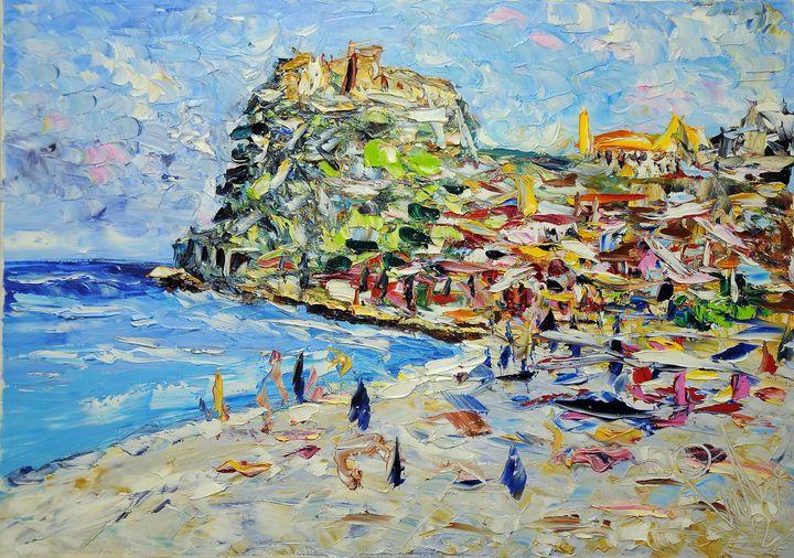 studio Scilla - ARTE  -  Antonino Puliafico  -