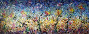Fiori Dripping - ARTE  -  Antonino Puliafico  -