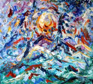 alba di Mare - ARTE  -  Antonino Puliafico  -