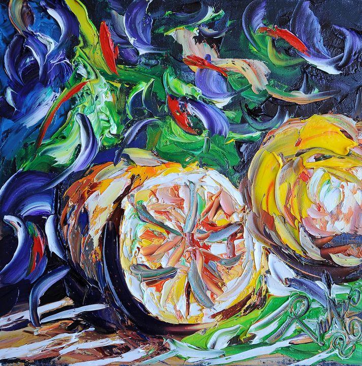 orange - ARTE  -  Antonino Puliafico  -