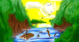 african fishermen