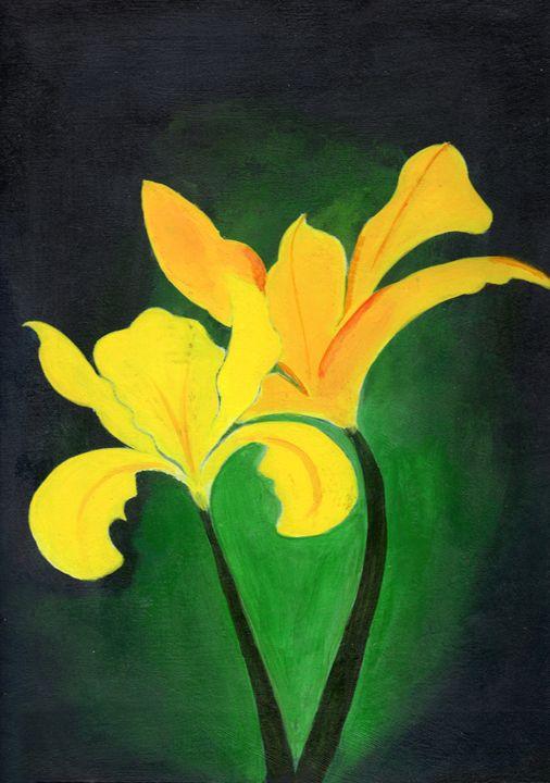 Flowers - Greg Raynard