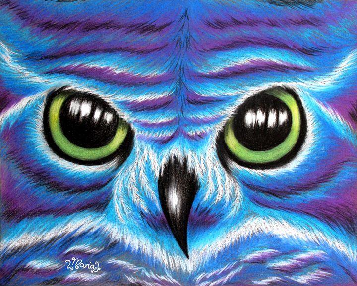 Owl - Mentyra