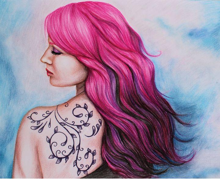 Pink Lady - Mentyra