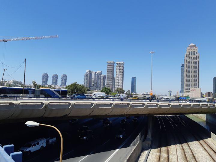 tel aviv road - RosArt