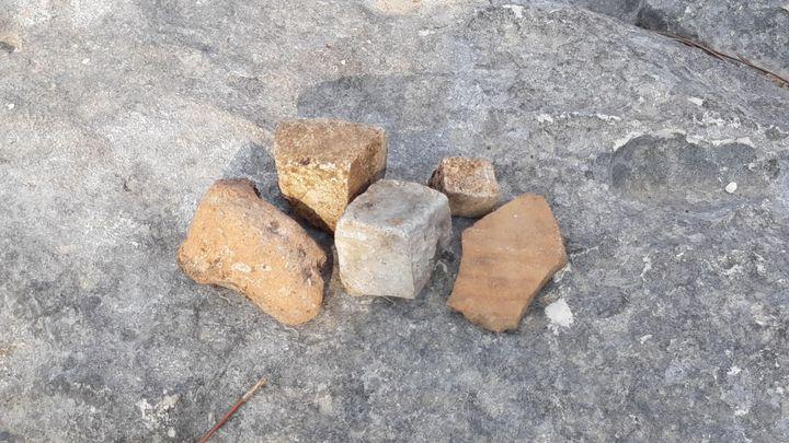 ANCIENT STONES - RosArt
