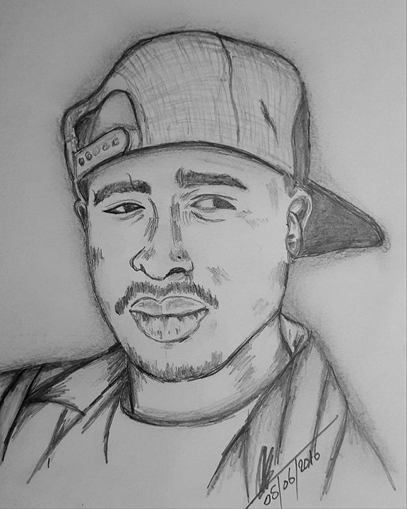 Tupac Amaru Shakur - Collin A. Clarke