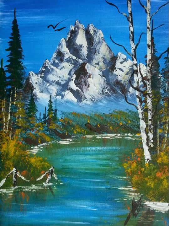 Nature's Retreat - Collin A. Clarke