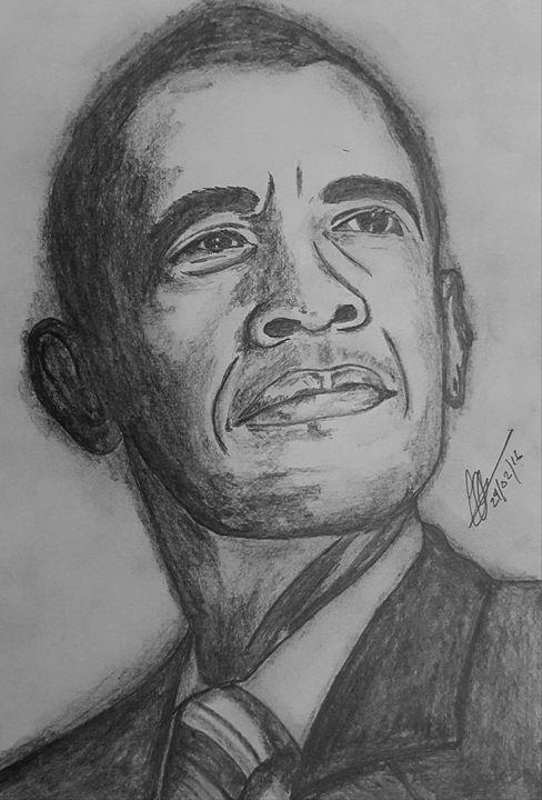 The President - Collin A. Clarke