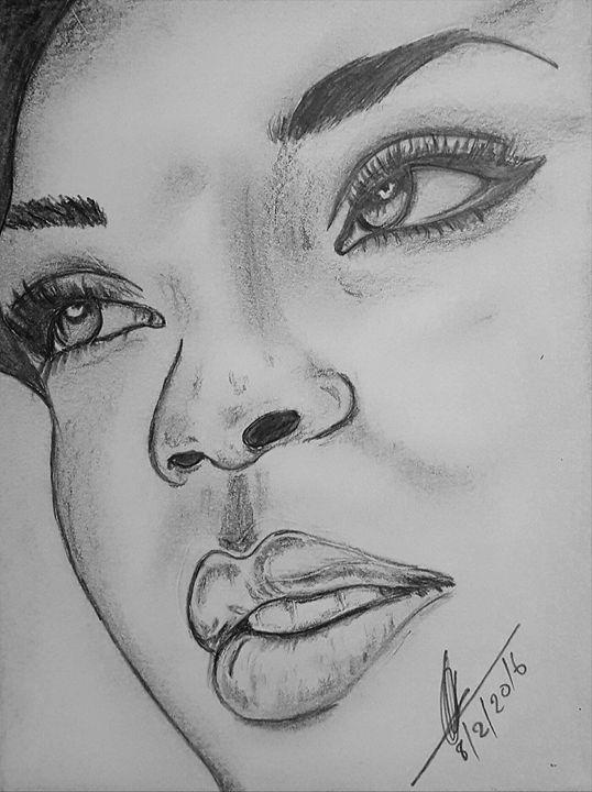 Rihanna - Collin A. Clarke