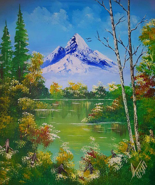 Mountain Lagoon - Collin A. Clarke