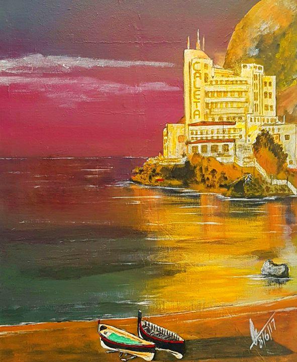 Caleta Hotel - Collin A. Clarke