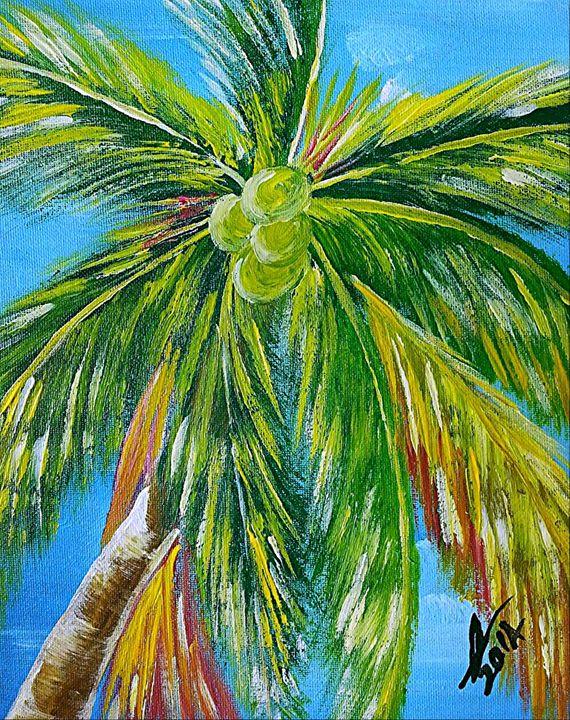 Coconut Tree - Collin A. Clarke
