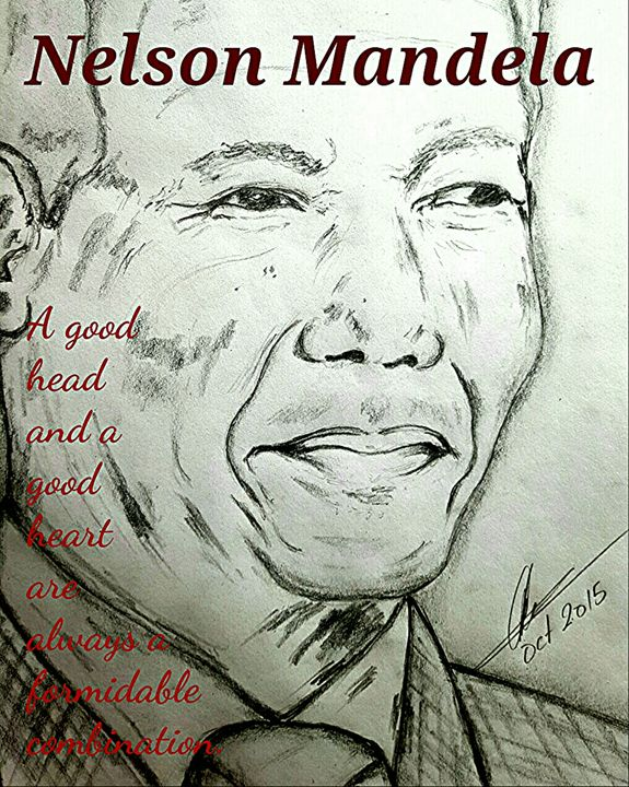 Mandela Quotes - Collin A. Clarke