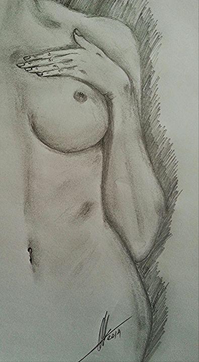 Nude Lady - Collin A. Clarke