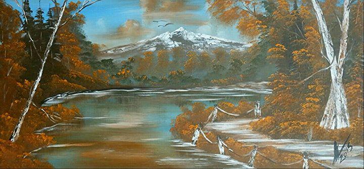 Autumn Mountain 2 - Collin A. Clarke