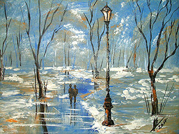 Winter Frost - Collin A. Clarke
