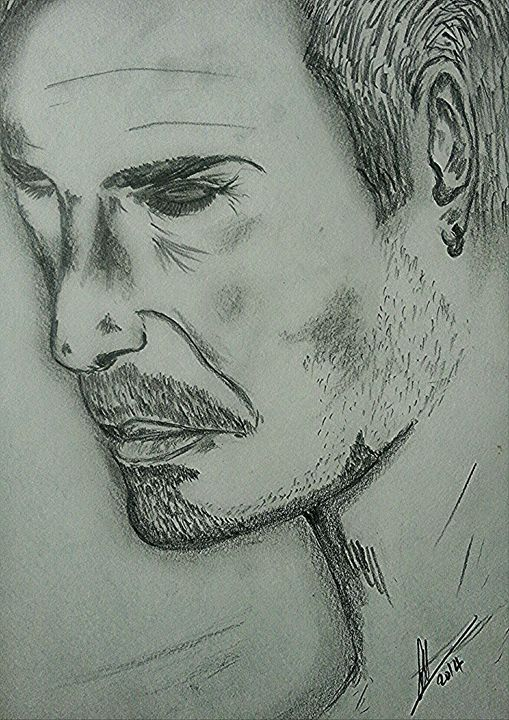 David Beckham - Collin A. Clarke