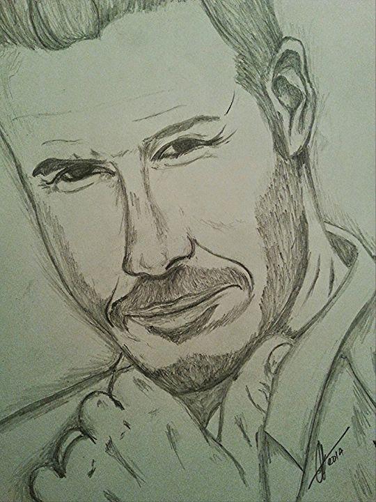 Beckham - Collin A. Clarke