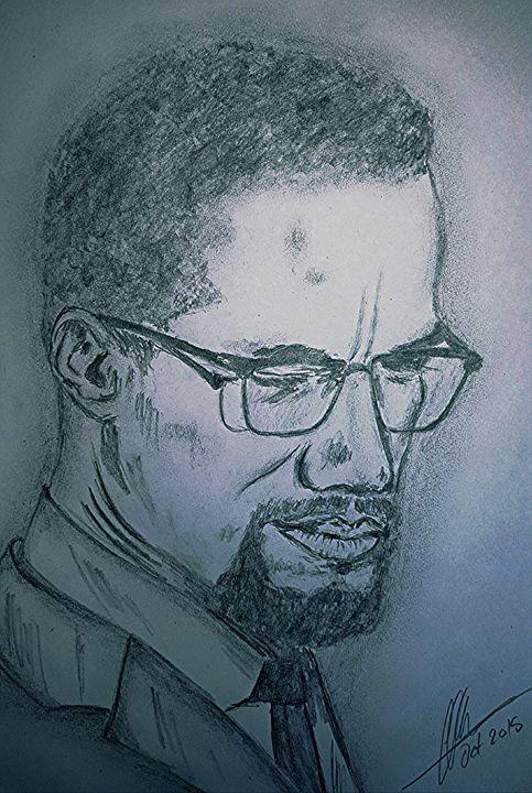 Malcolm X - Collin A. Clarke