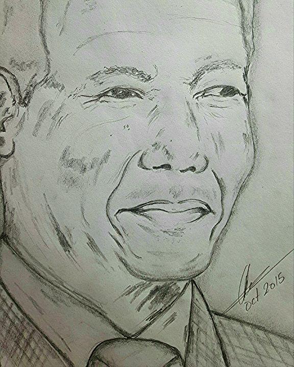 Madiba - Collin A. Clarke