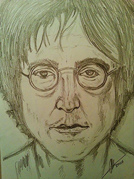 John Lennon - Collin A. Clarke