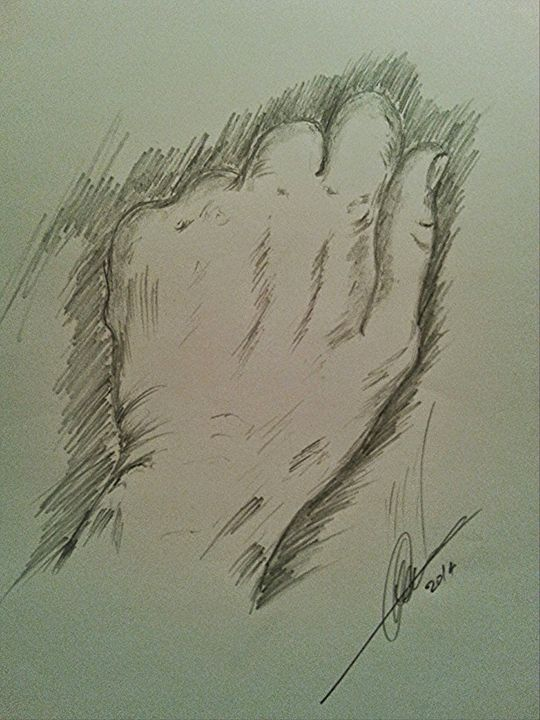 The Hand - Collin A. Clarke