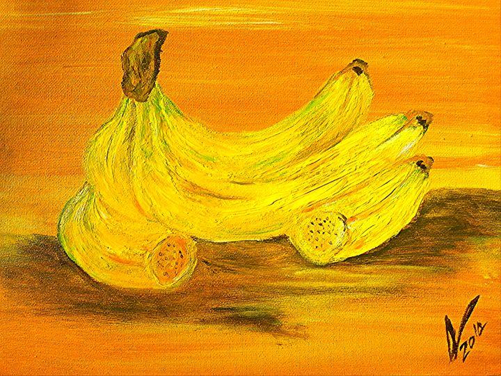 Bananas - Collin A. Clarke