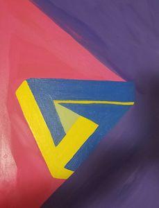 Tricky triangle