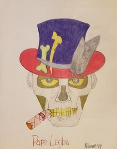 Creole Man Voodoo