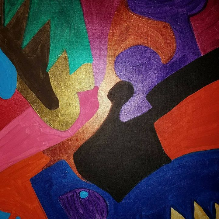 See at me now - Creole Lady Art