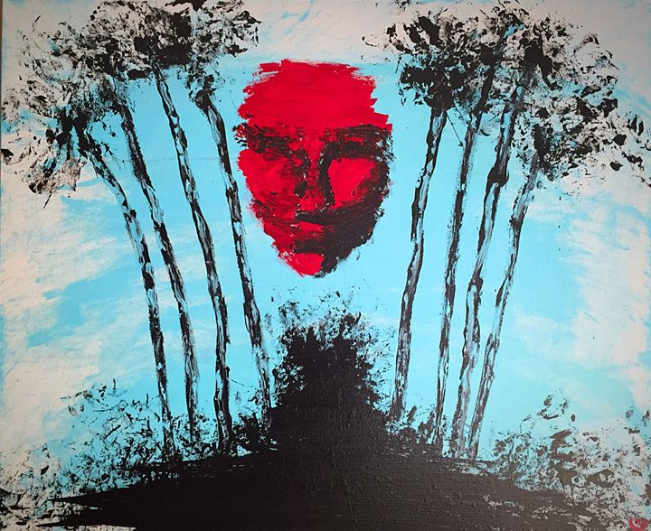 Mind - IK Art : Earth is my Witness