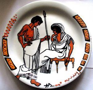Ulysse and Penelope