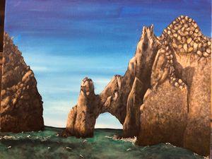 Cabo San Lucas rocks