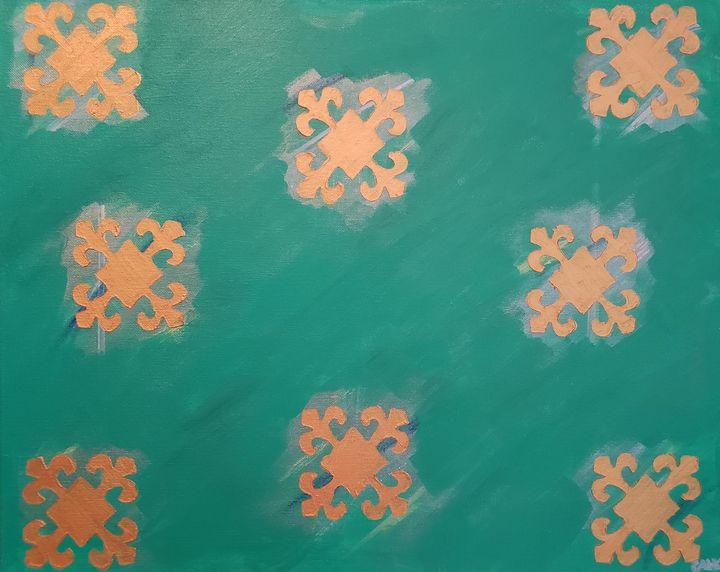 Pattern Design - Ceslie Ann