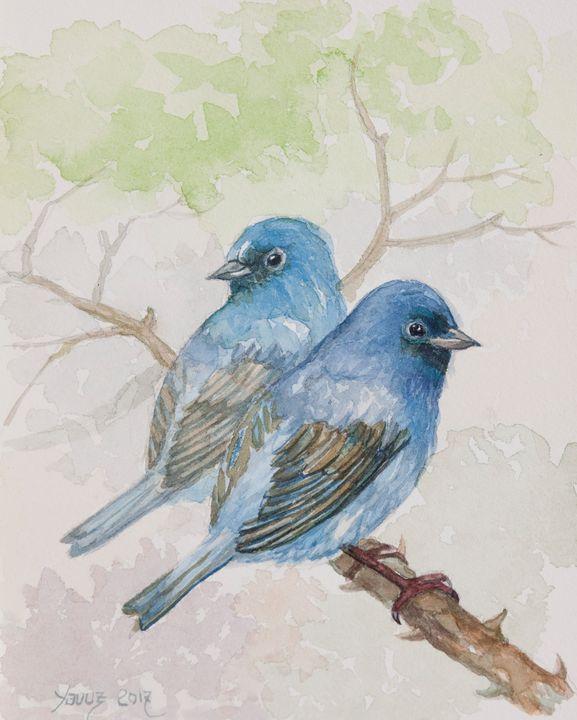 Birds - artgallery