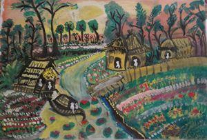 village side