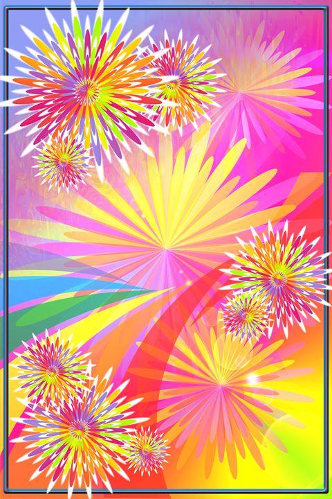 Dandelion Explosion - Acro Arts