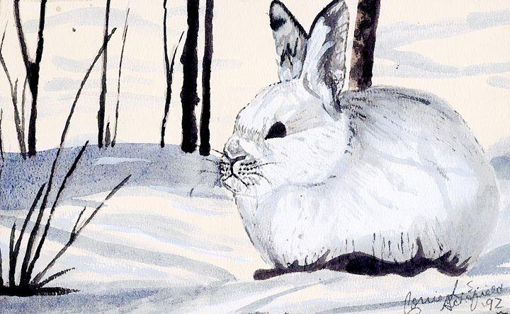 Snow Rabbit - Acro Arts
