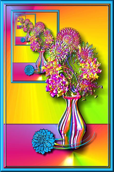 Funky Flowers - Acro Arts