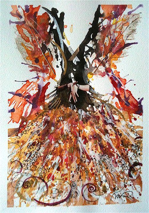Fairy to the watch - Mc Regottaz